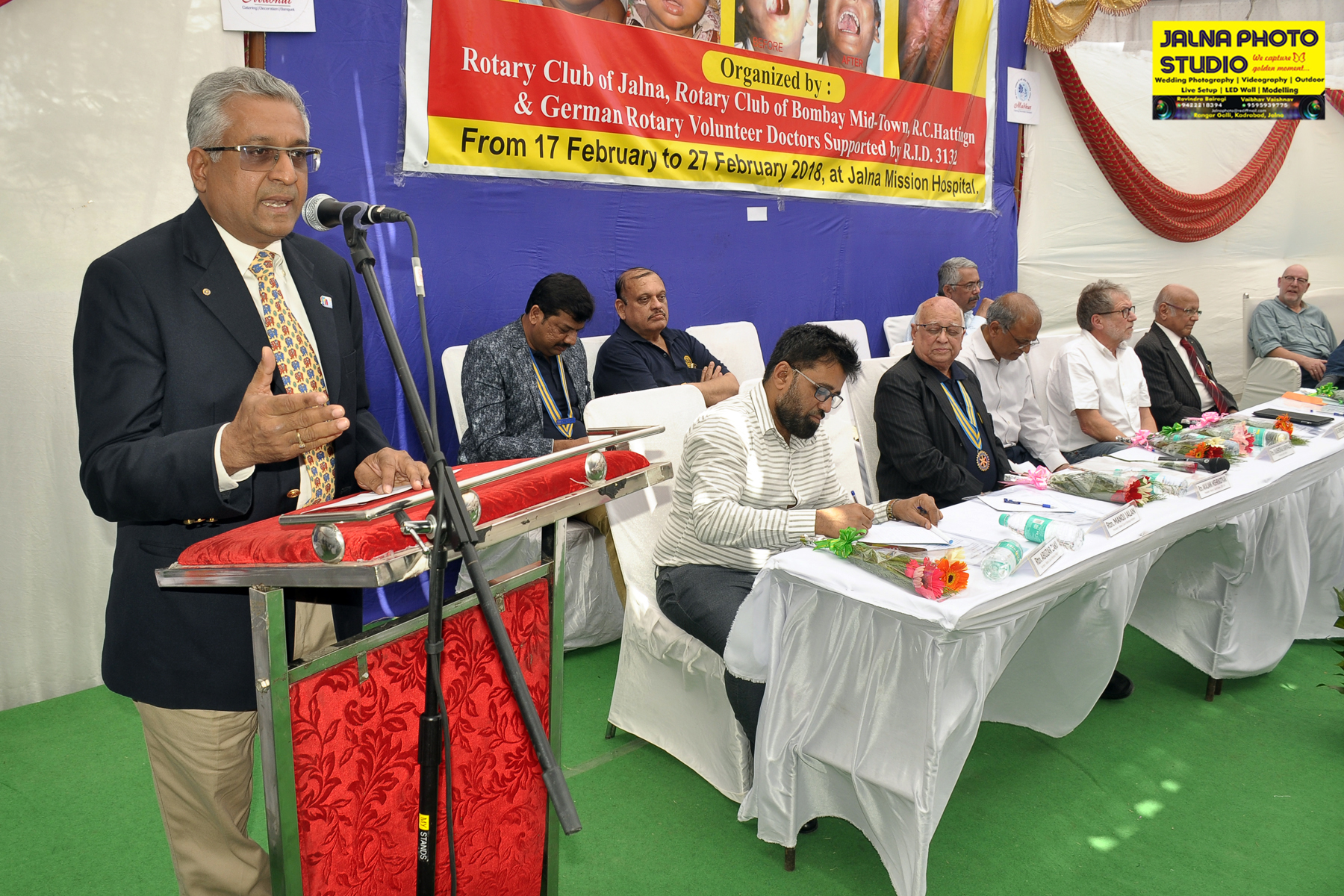 The Annual Jalna Plastic Surgery Camp