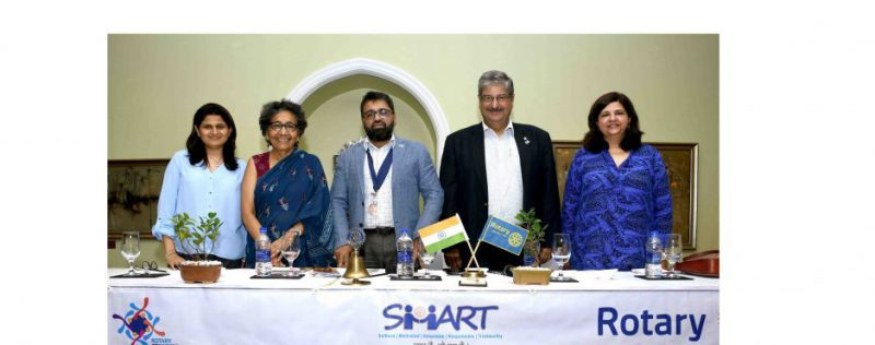 Well-known journalist Kalpana Sharma was the Speaker on 18th Sep 2019