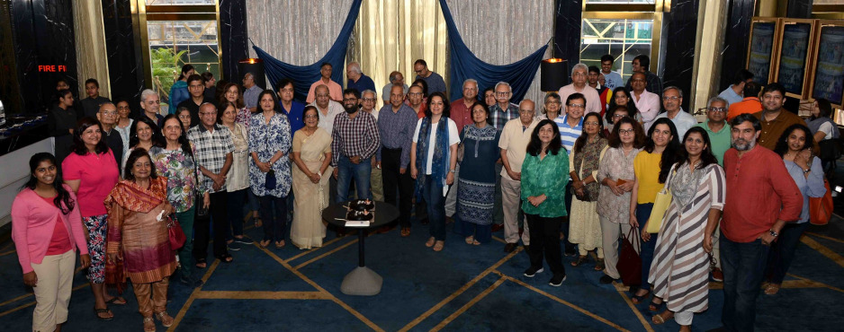 Rotary Club of Bombay Mid-Town had a fun Sunday Fellowship on 15th Sep 2019 at Metro Insignia to watch a movie